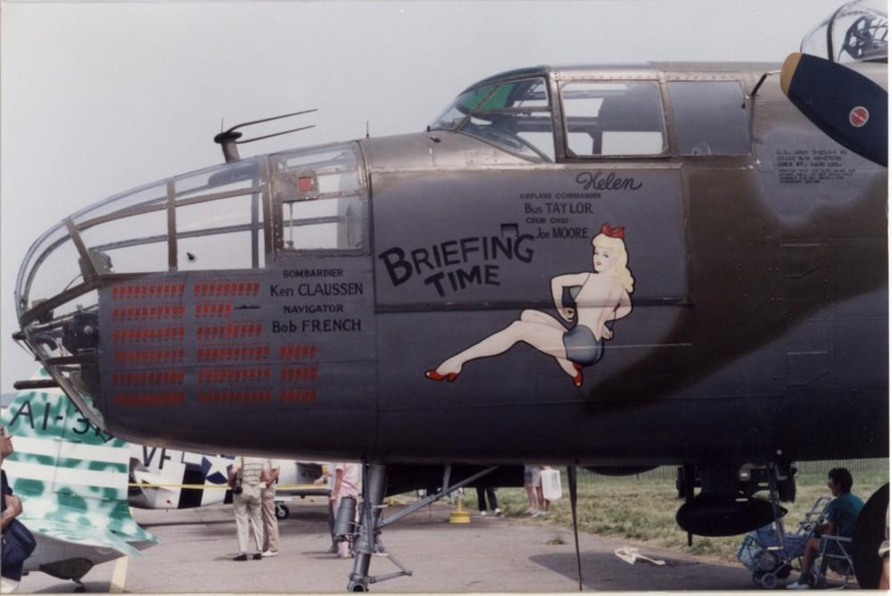 mid atlantic air museum s wwii weekend 1992